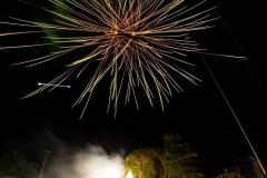 Fireworks. Photo © Gary Parsons